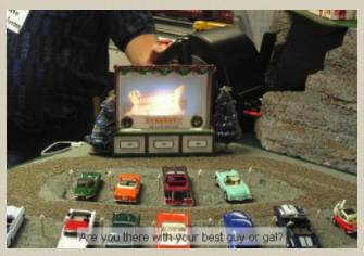 Lower Susquehanna Valley Modular Railroaders visit the York Train Show